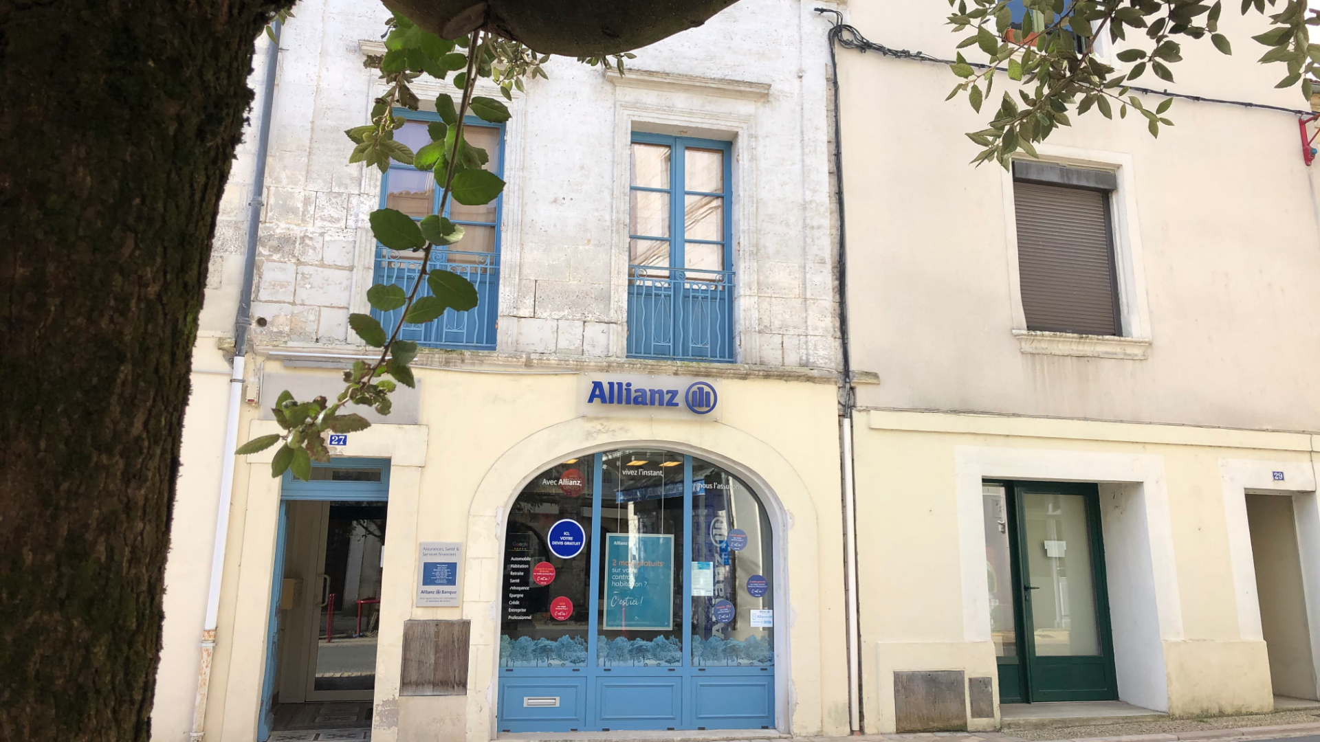 Allianz BRANTOME - Allianz AGENCES