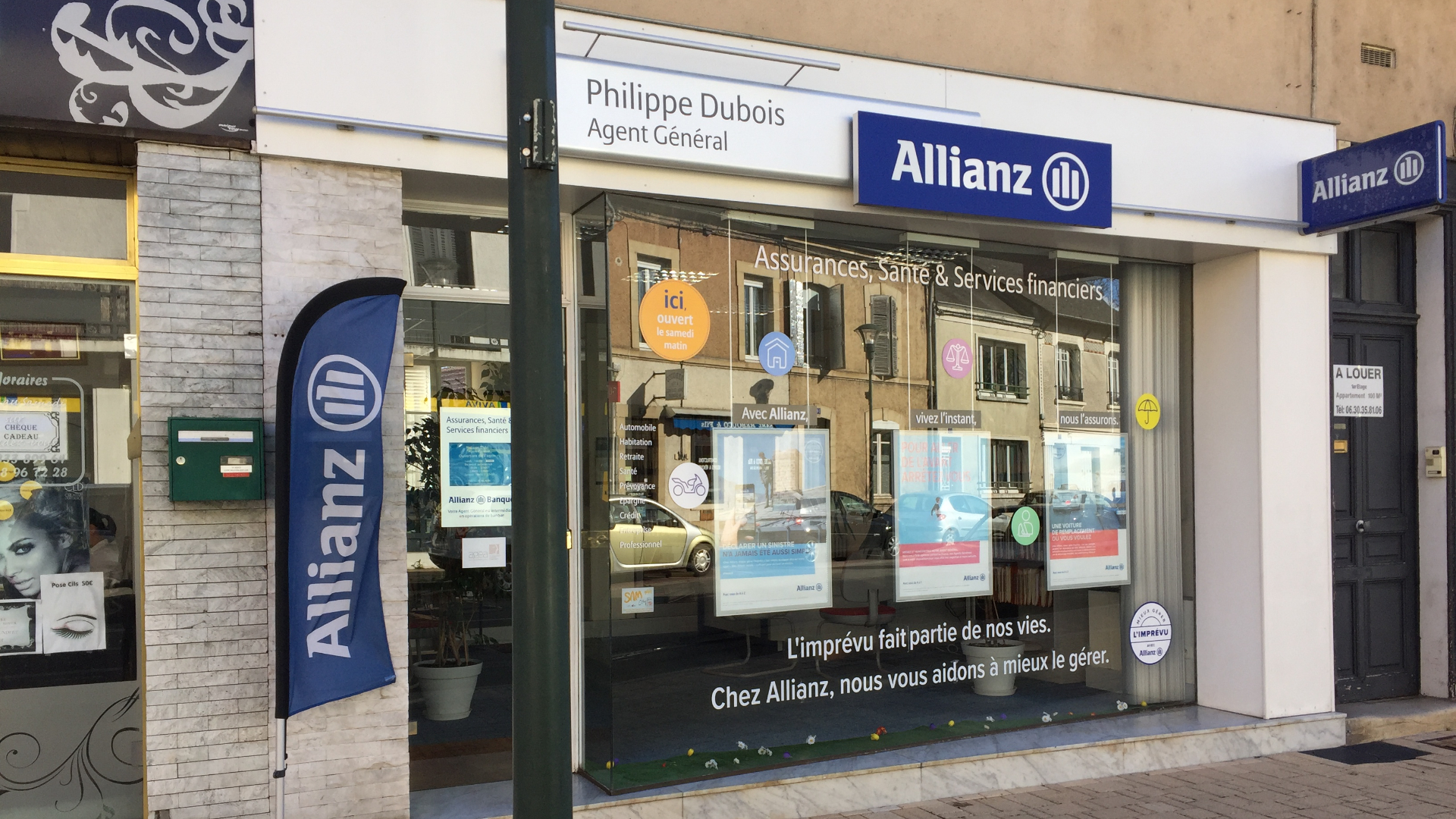 Allianz Saint amand - Philippe DUBOIS