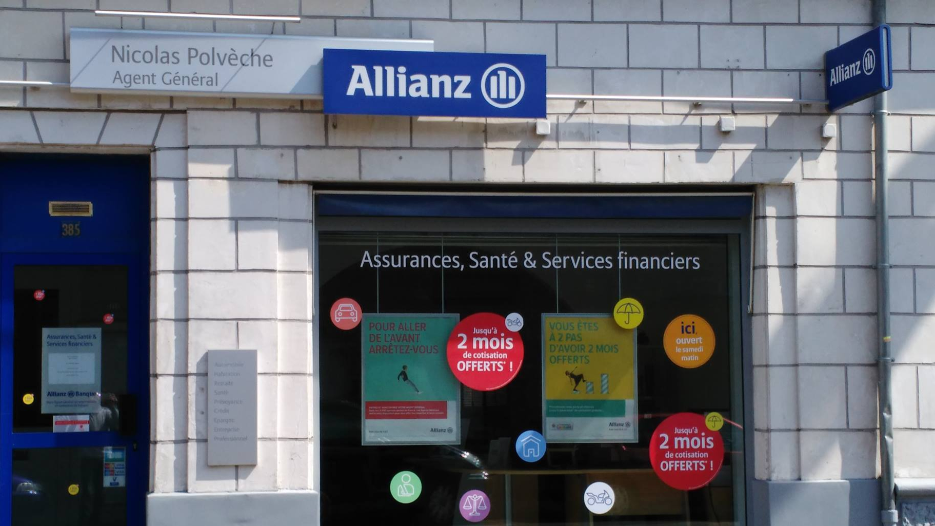 Allianz Bethune sully - Nicolas POLVECHE