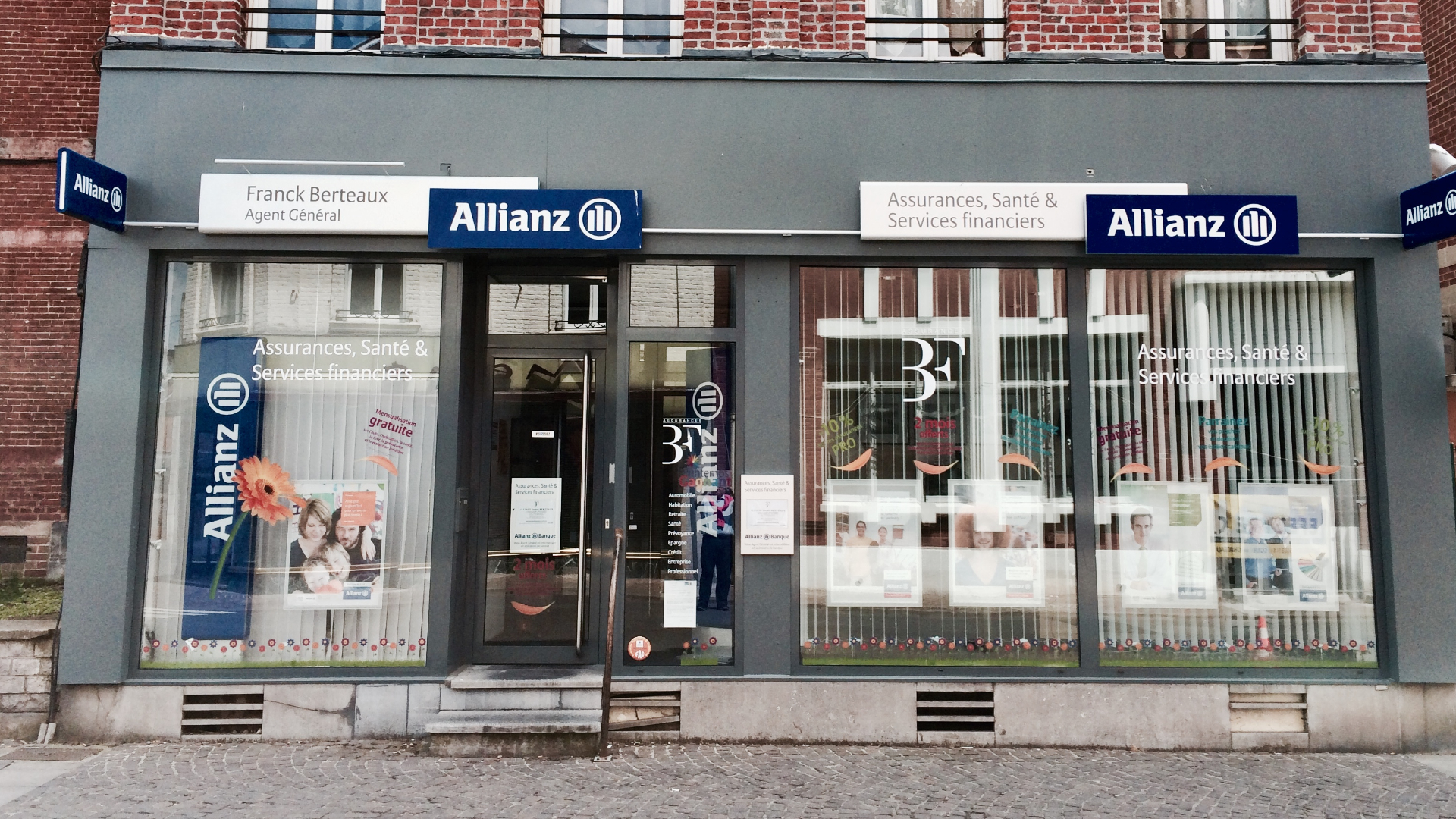 Allianz Fourmies - BERTEAUX & WITTRANT