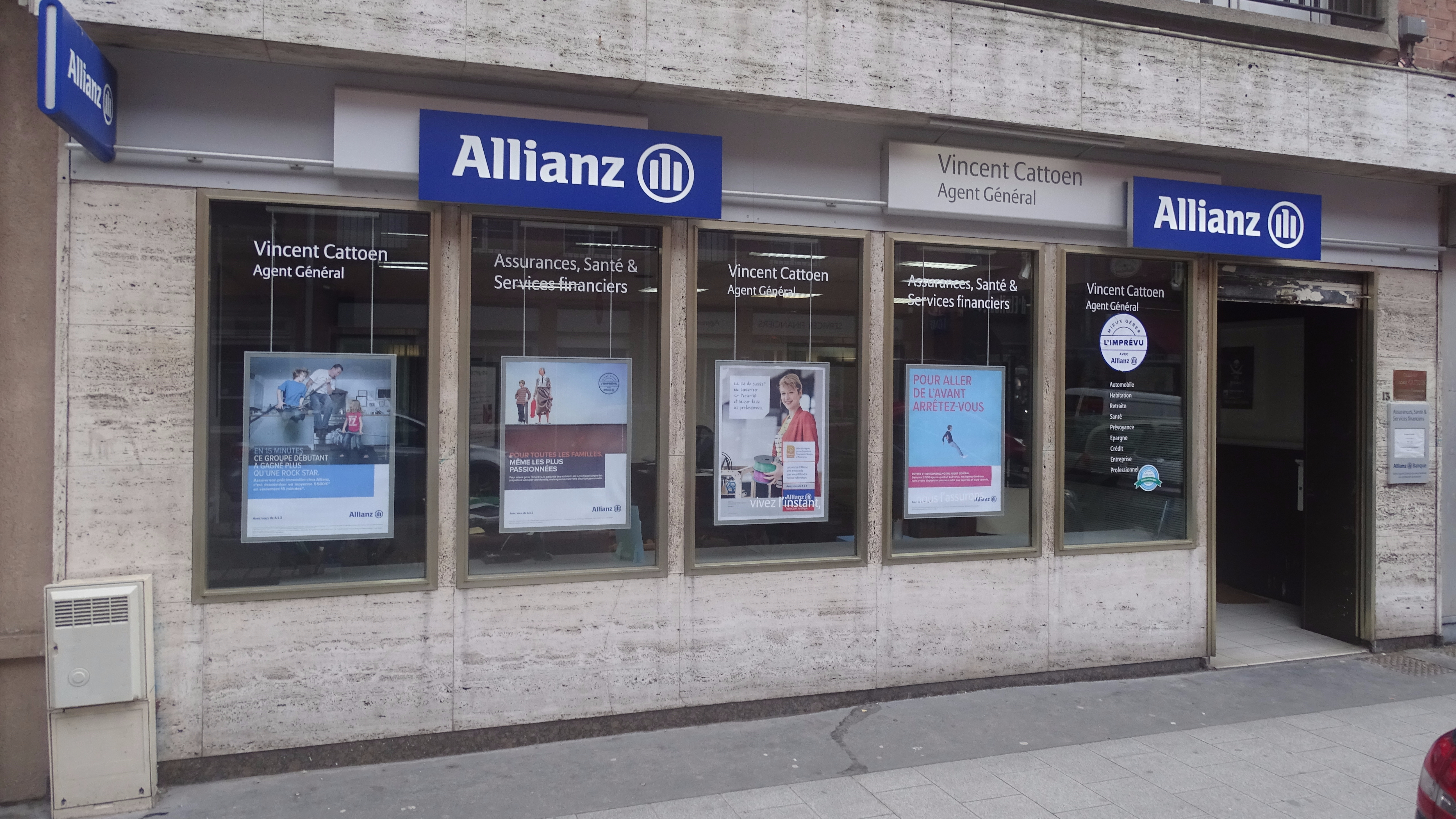 Allianz Dunkerque beffroi - Vincent CATTOEN