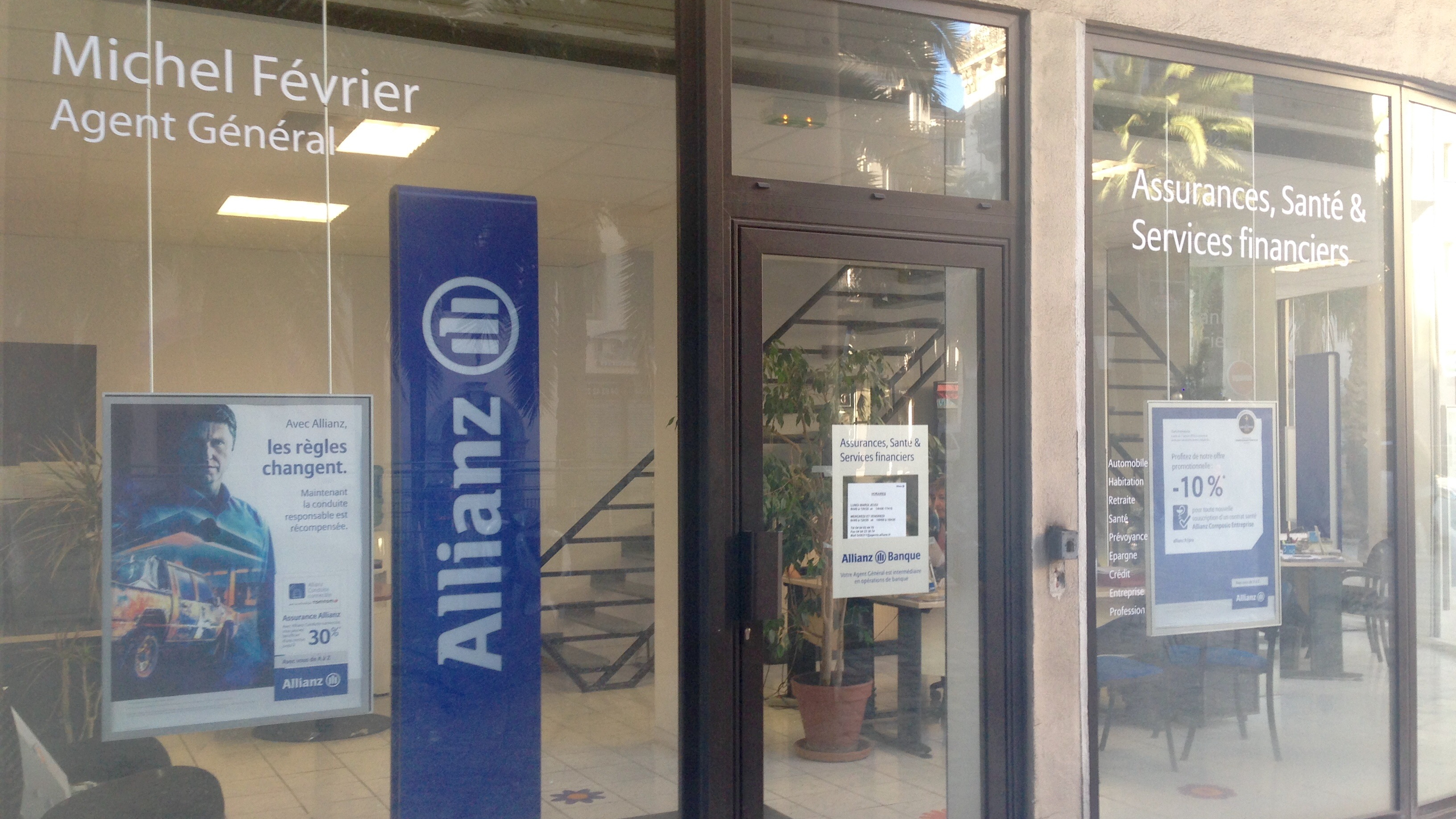 Allianz Toulon - Michel FEVRIER