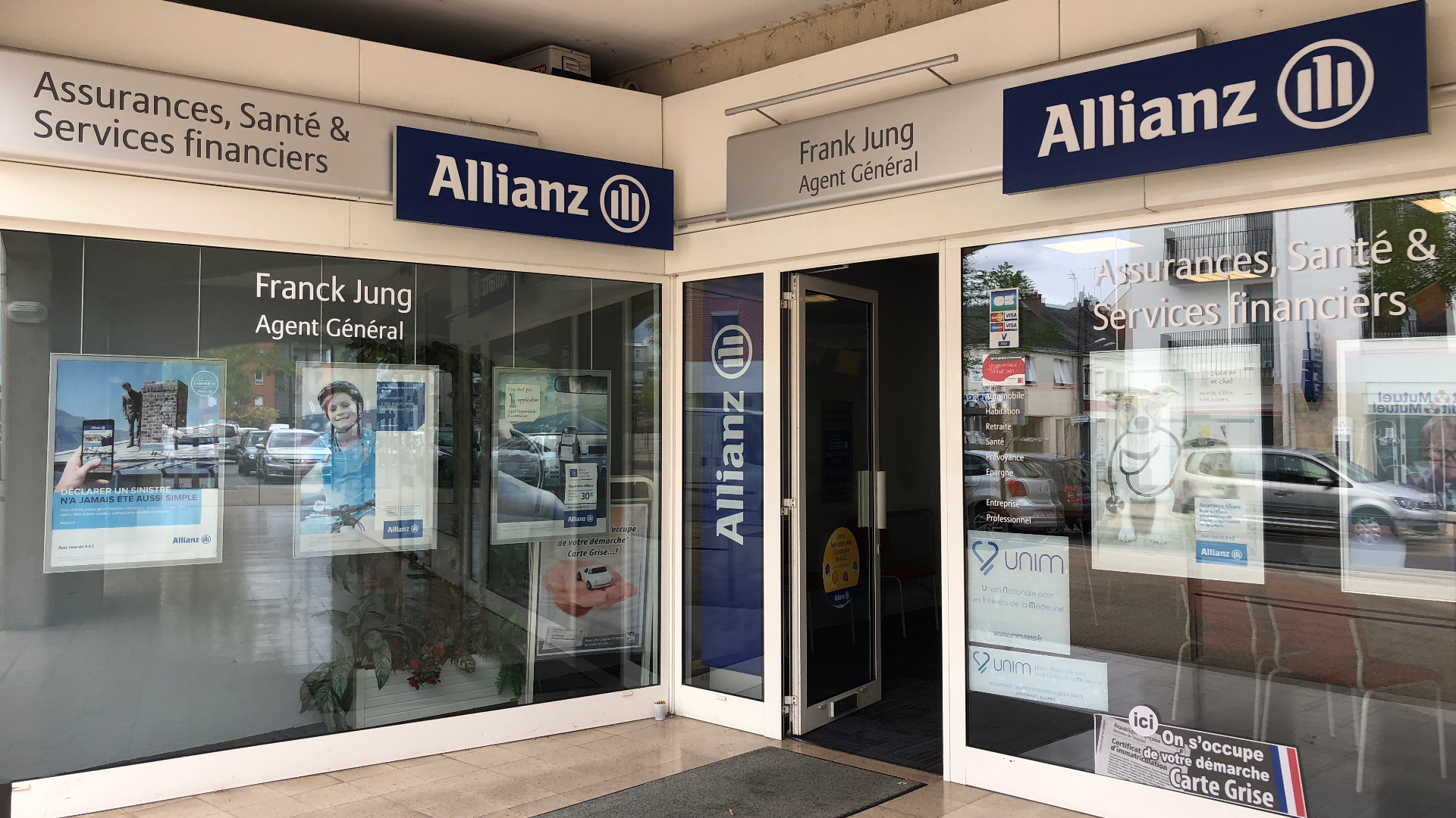Allianz Saint pierre des corps - Franck JUNG