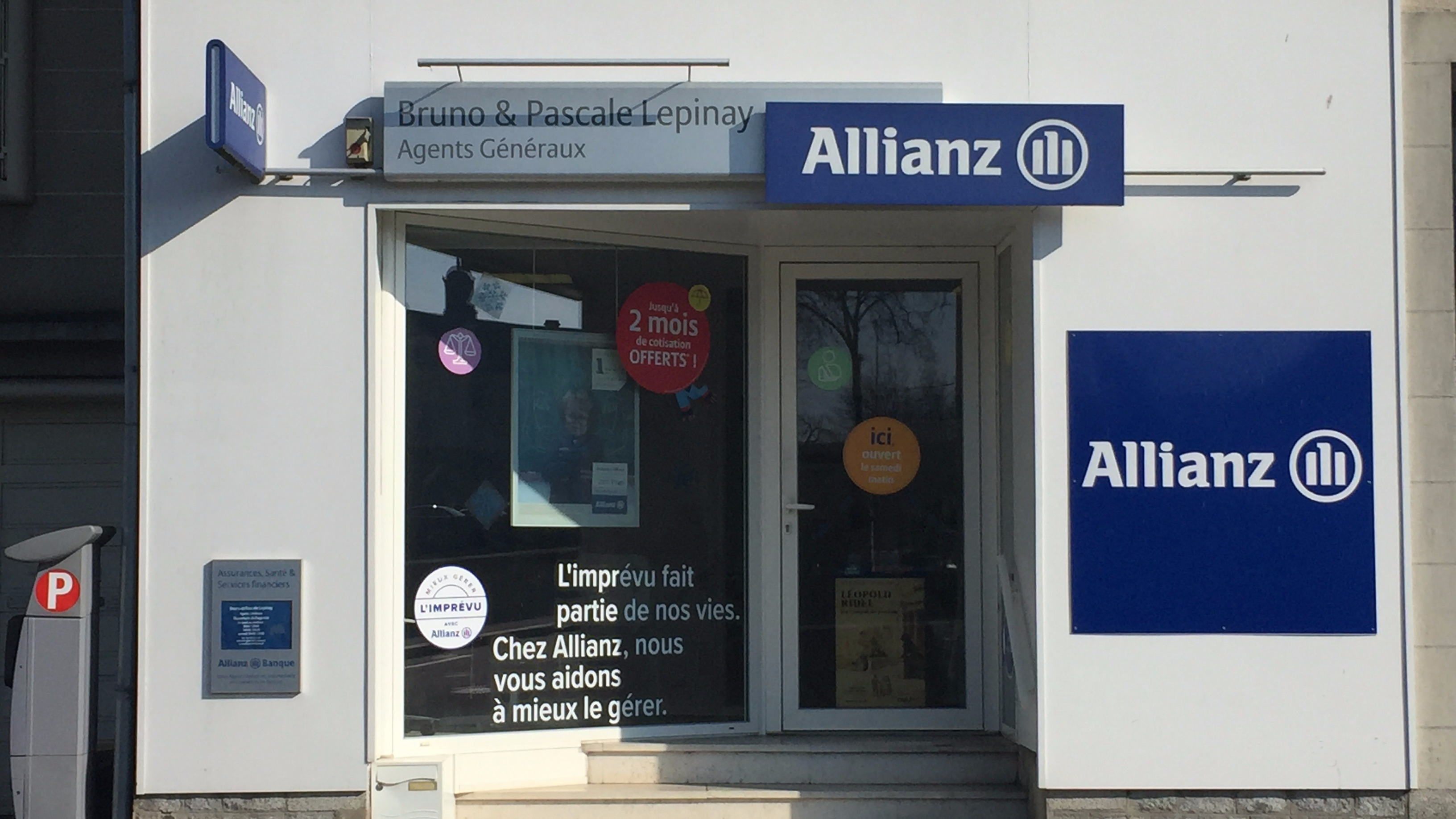 Allianz LAVAL - Bruno & Pascale LEPINAY