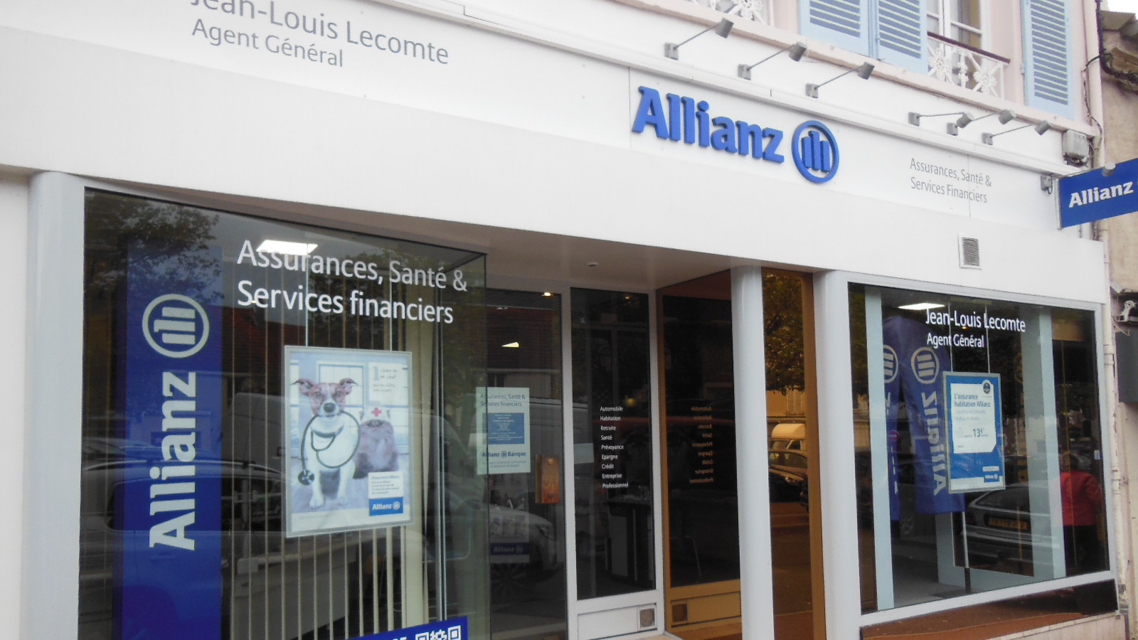 Allianz Montlhery - Jean-louis LECOMTE