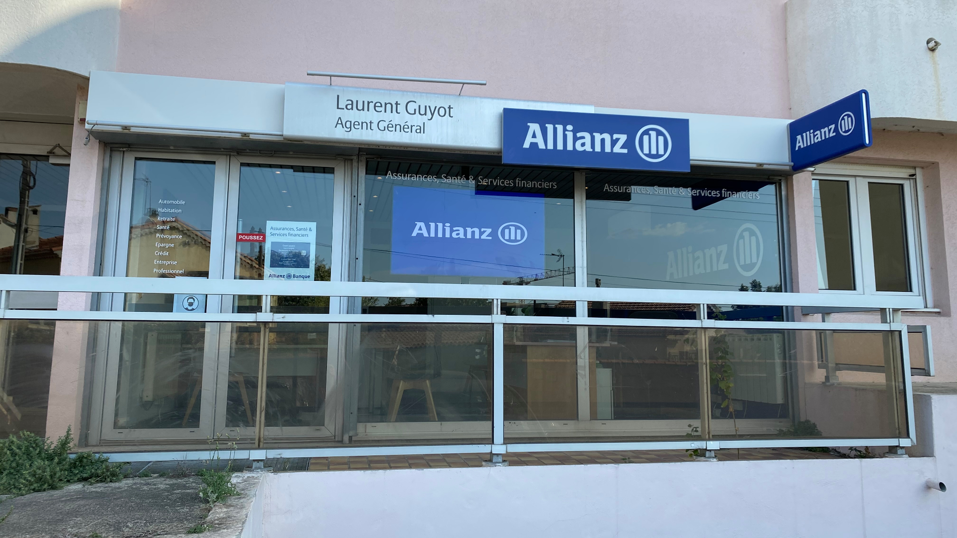 Allianz LES ANGLES - Laurent GUYOT