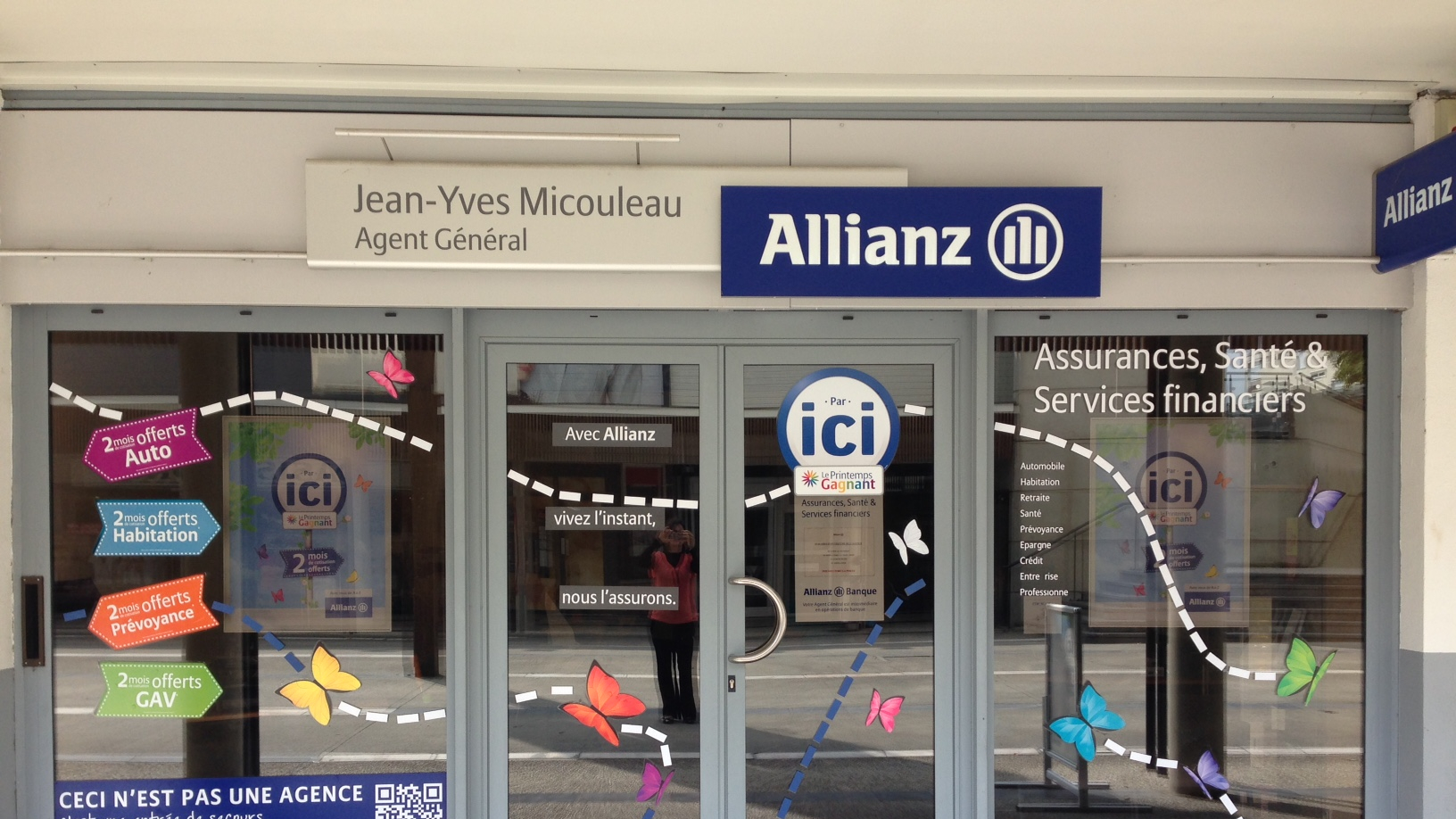 Allianz MOURENX MARCHE - Jean-yves MICOULEAU