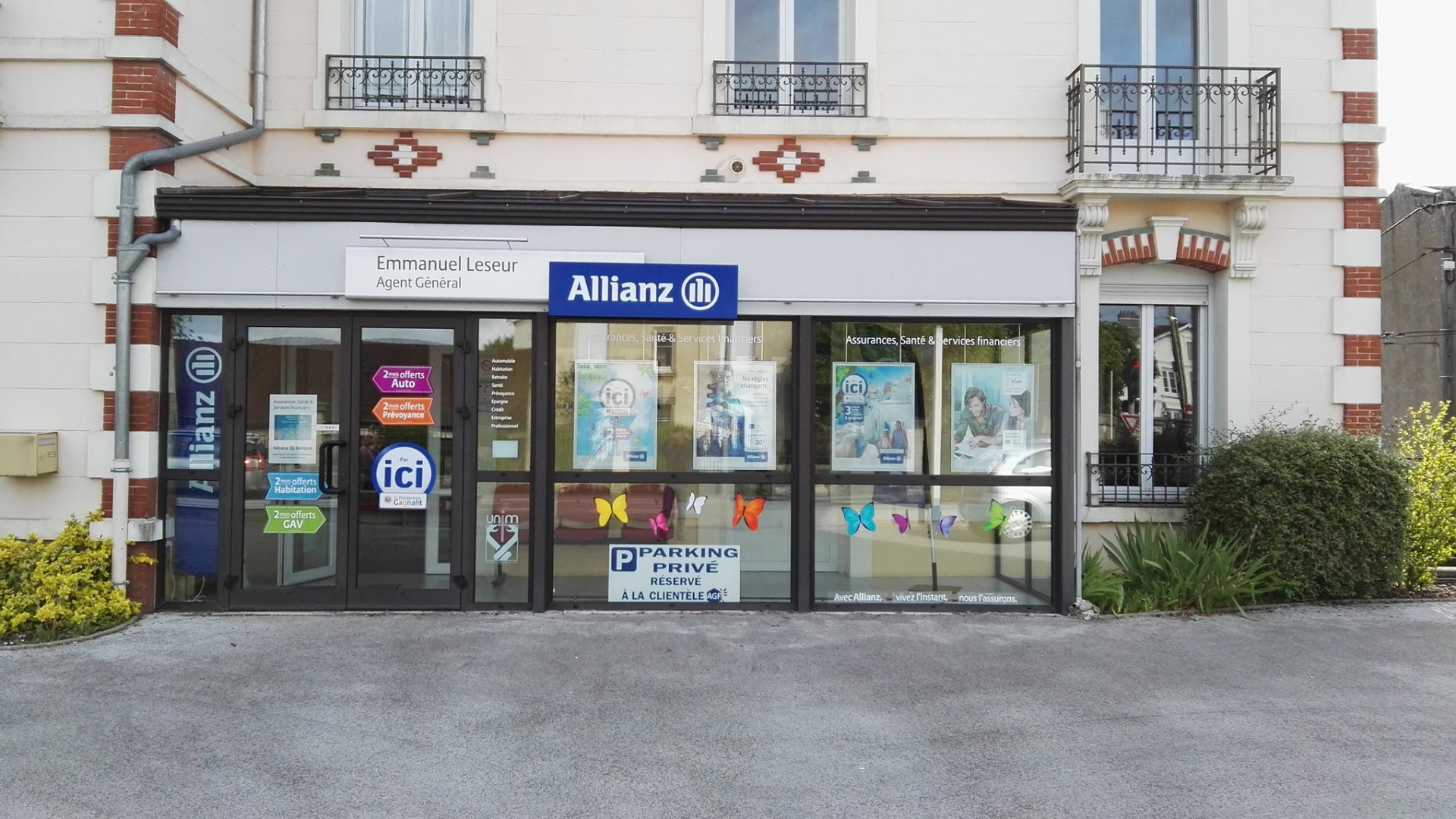 Allianz Chaumont prefecture - Emmanuel LESEUR