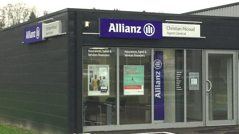 Allianz Pont de beauvoisin - Christian PECOUD