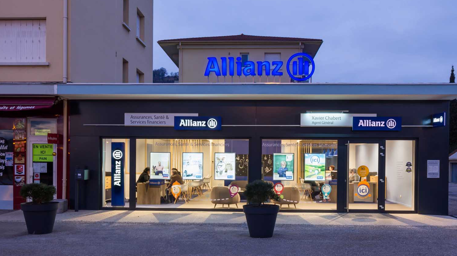 Allianz St marcellin royan - Xavier CHABERT