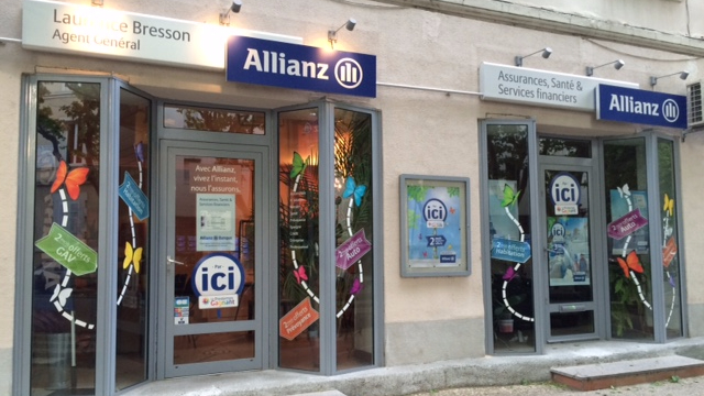 Allianz Carpentras monteux - Laurence BRESSON