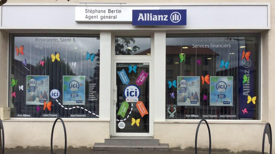 Allianz Pont a mousson - Stephane BERTIN
