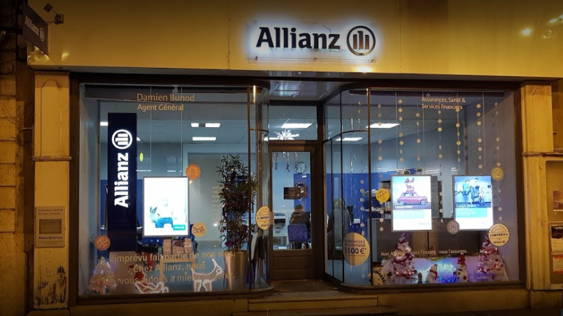 Allianz SAINT CLAUDE - BUNOD & SACHETAT