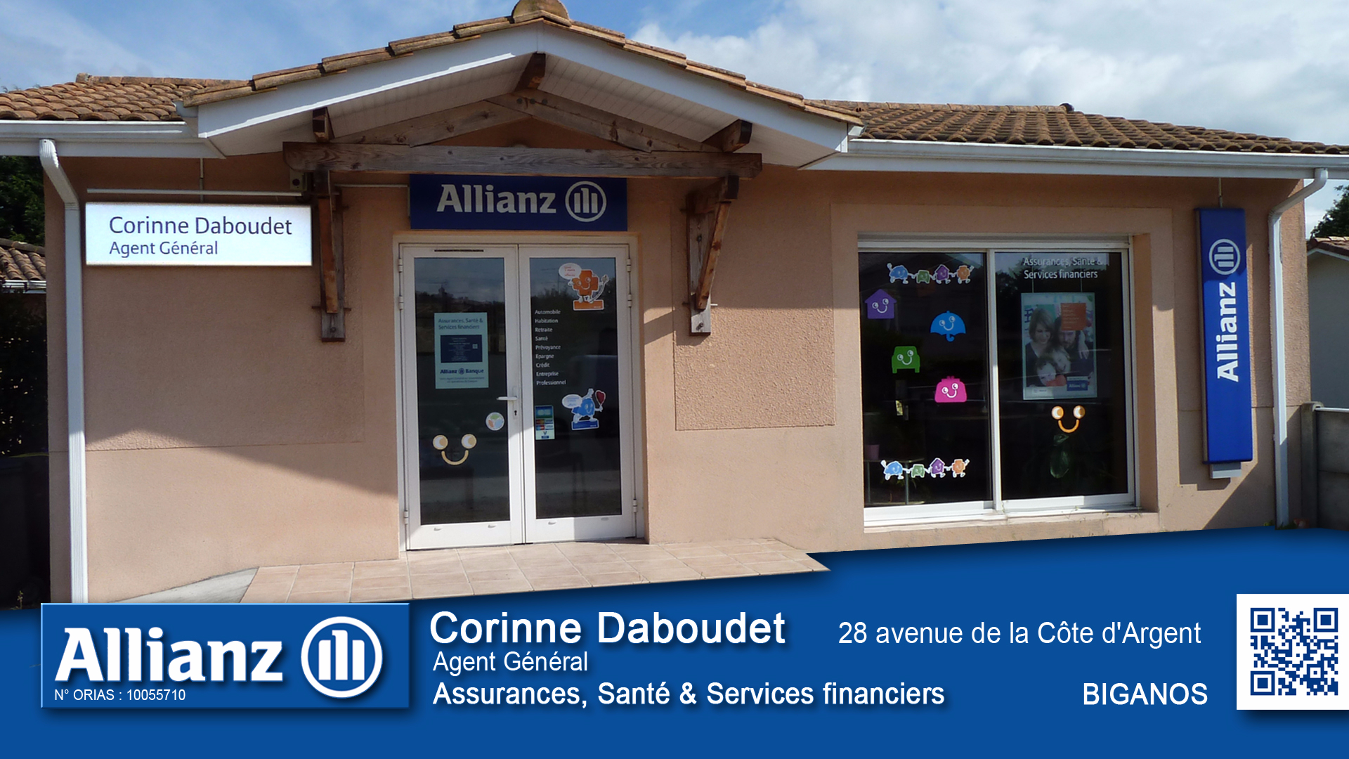 Allianz FACTURE BIGANOS - Corinne DABOUDET