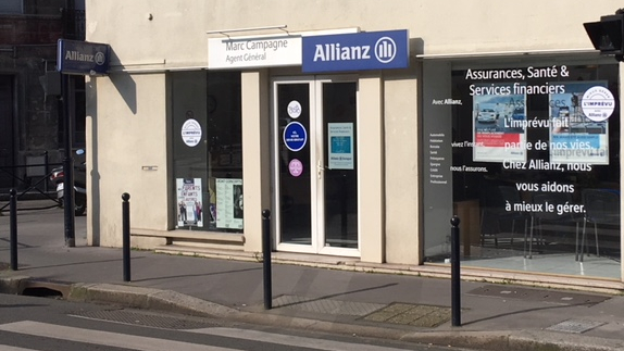 Allianz Bordeaux wilson - Marc CAMPAGNE