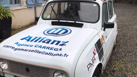 Allianz Marseille b - Maurice CARREGA