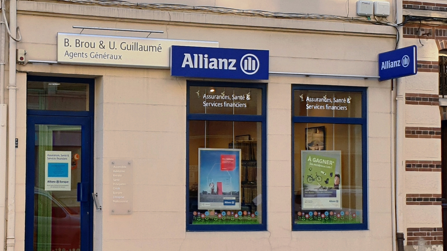 Allianz Chartres - GUILLAUME & BROU