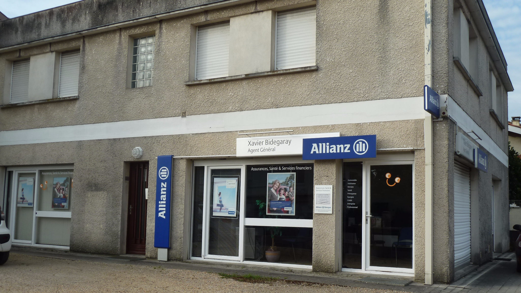 Allianz Talence bagatelle - Xavier BIDEGARAY