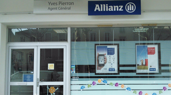 Allianz Nancy montesquieu - Yves PIERRON