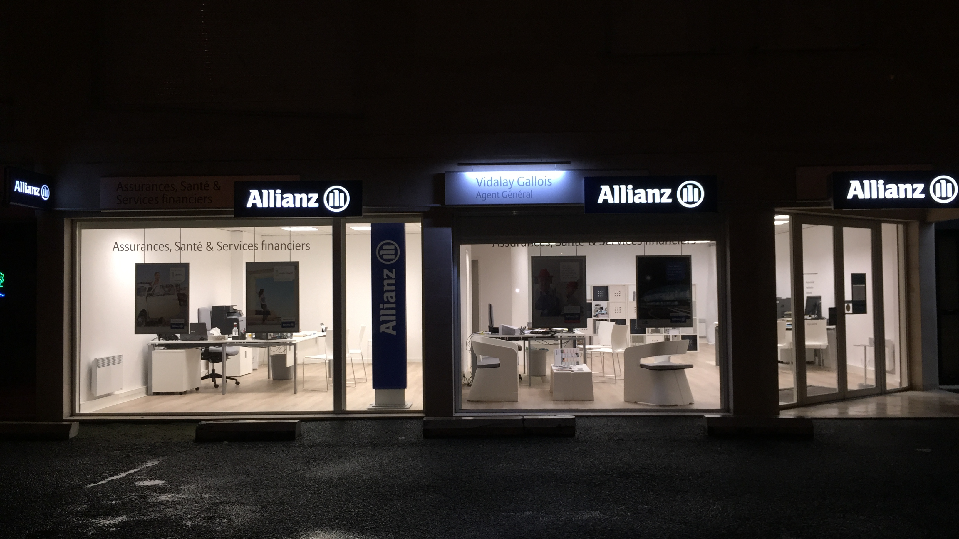 Allianz PESSAC ALOUETTE - Vidalay GALLOIS