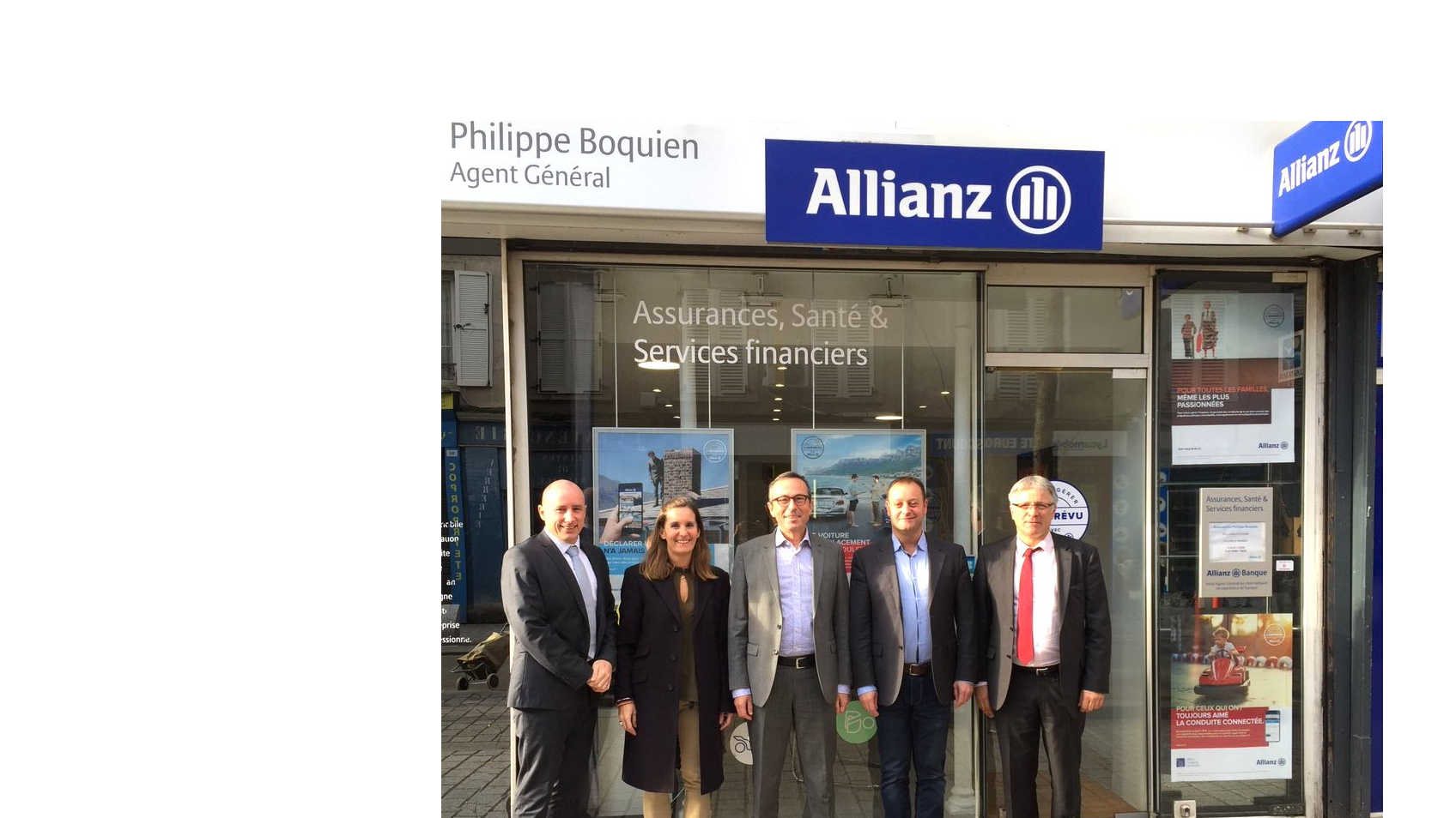 Allianz St denis basilique - Philippe BOQUIEN