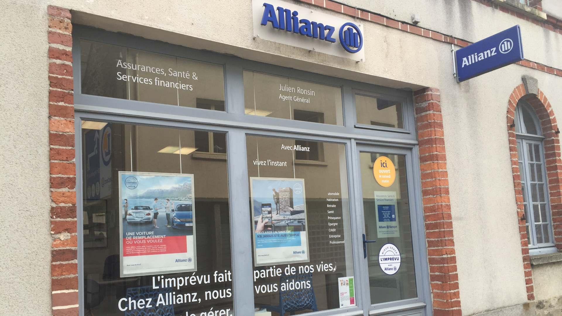 Allianz Vitre - Julien RONSIN