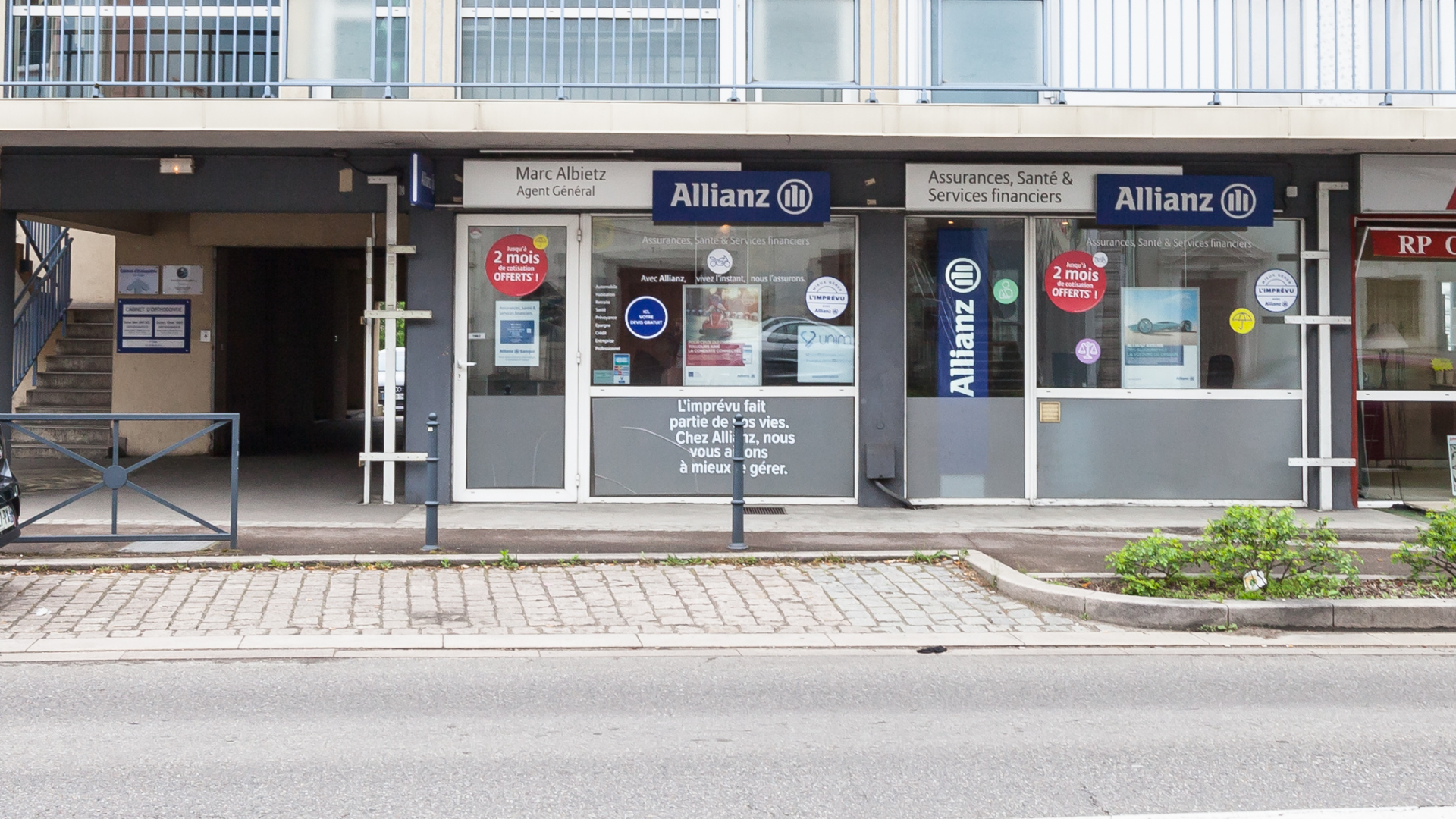Allianz Altkirch - Marc ALBIETZ