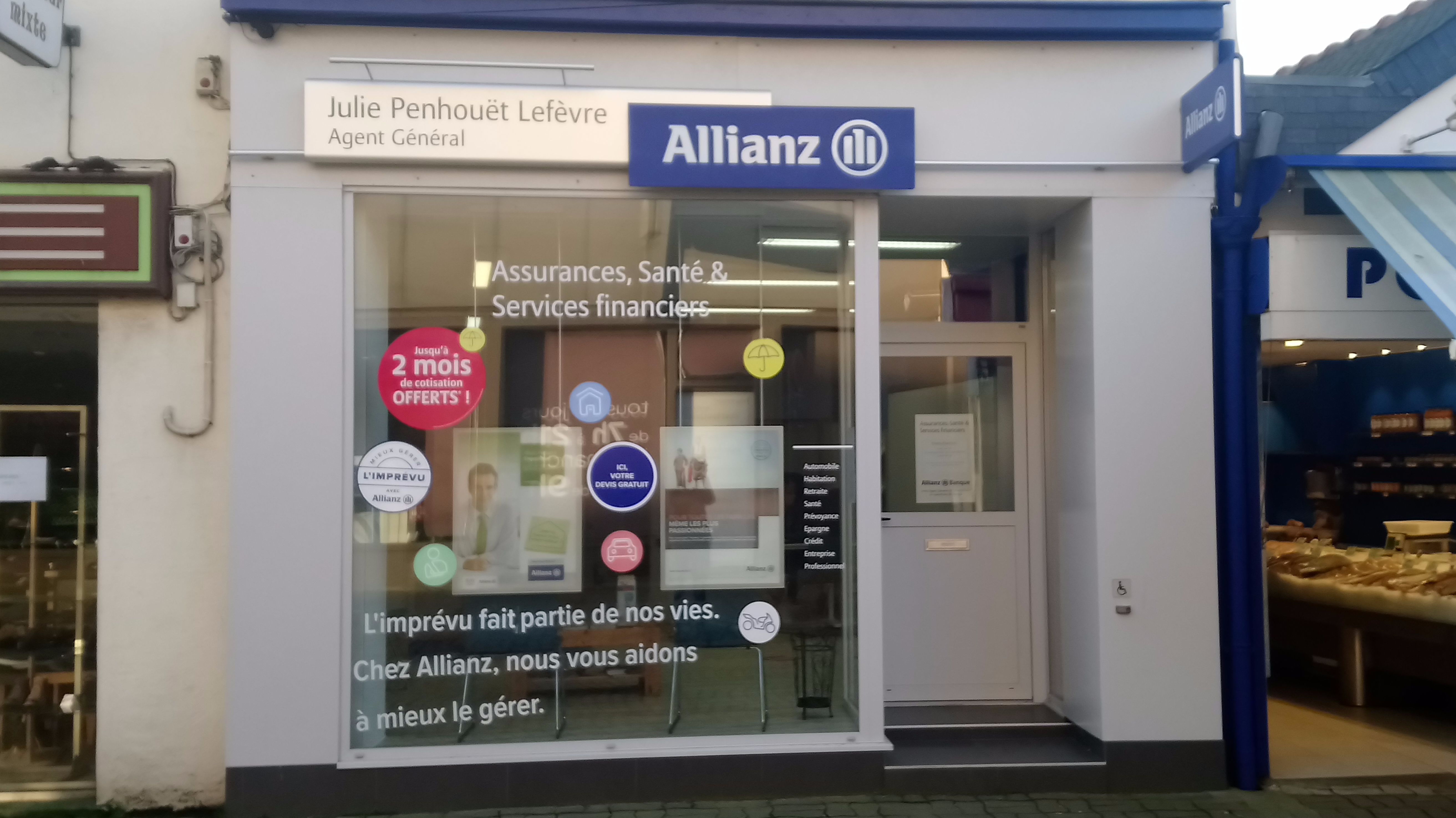 Allianz PAIMPOL - Julie PENHOUET-LEFEVRE