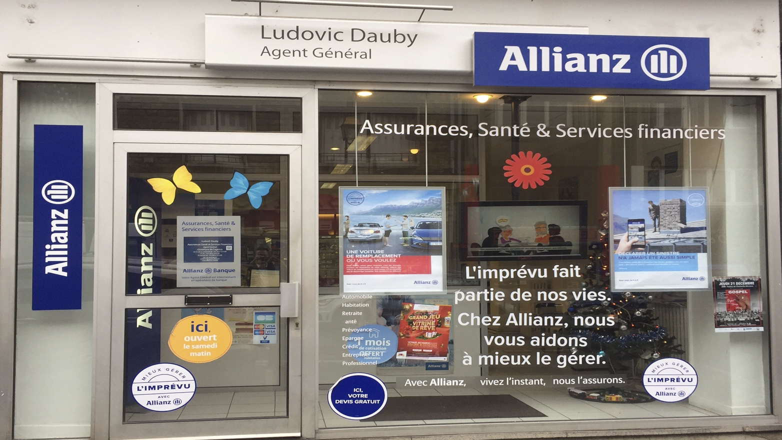 Allianz Charleville mantoue 4f - Ludovic DAUBY