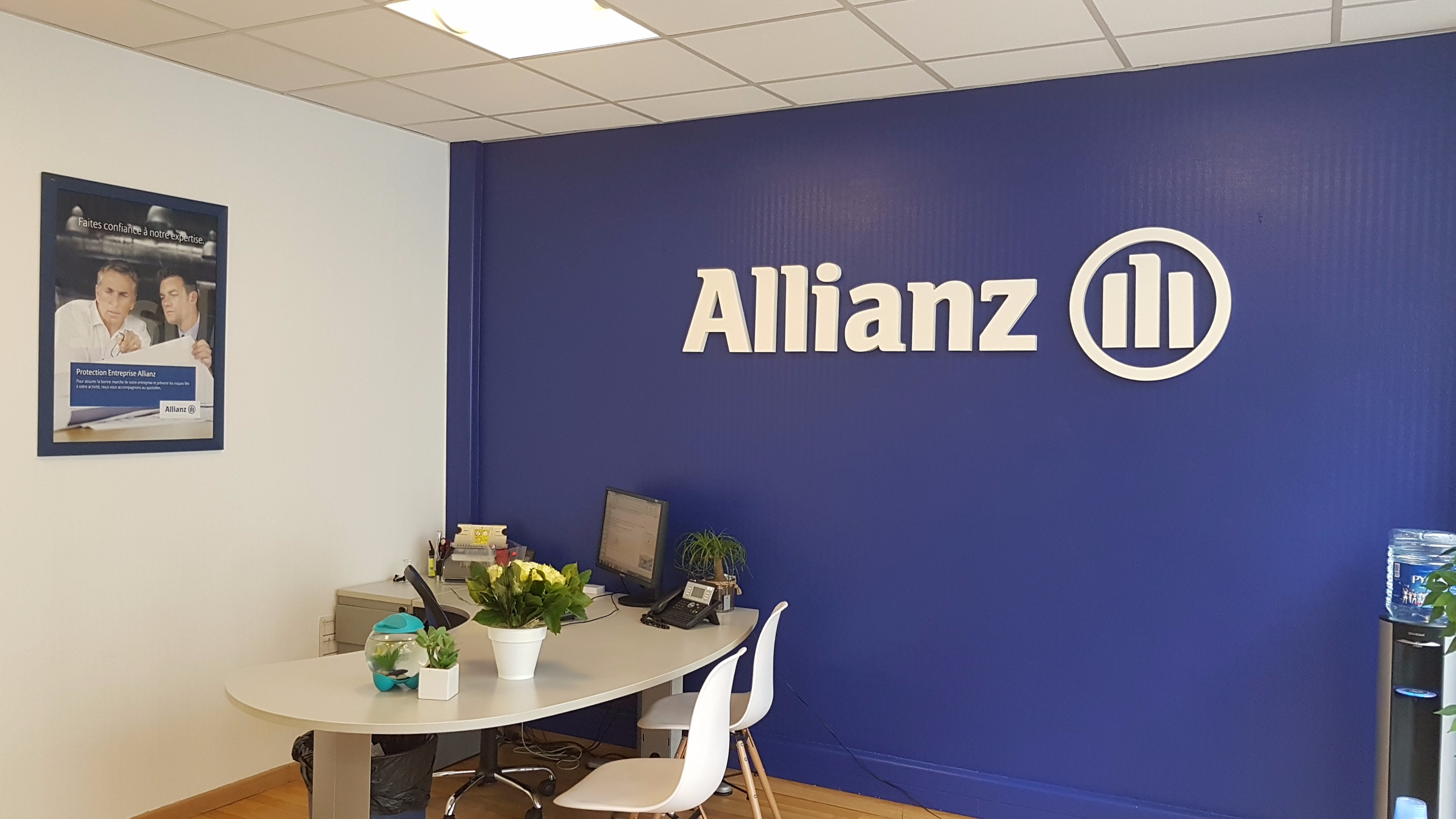 Allianz Maisons alfort - Jean-luc CHIMIER