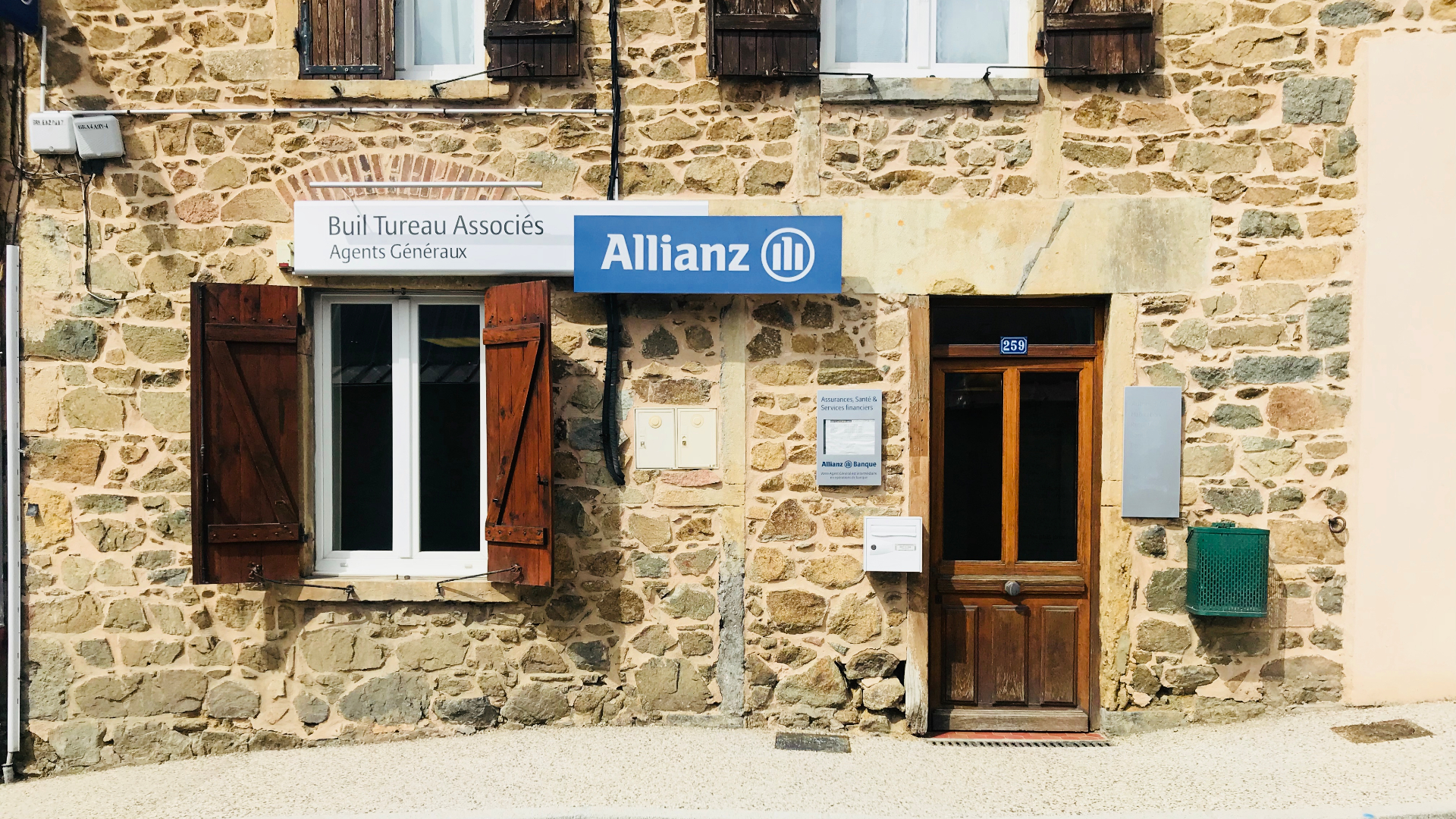 Allianz Grandris - Buil TUREAU CARRET ASSOCIE