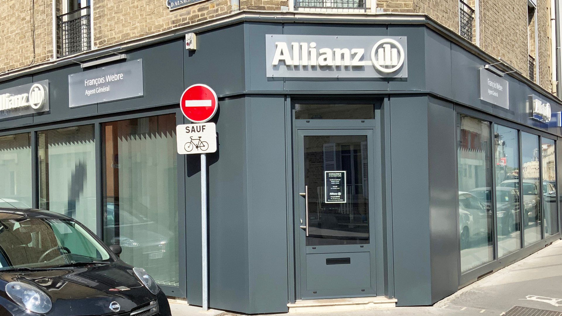 Allianz REIMS CERNAY - Francois WEBRE