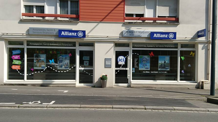 Allianz Rennes broceliande - BEJA & MARQUETTE
