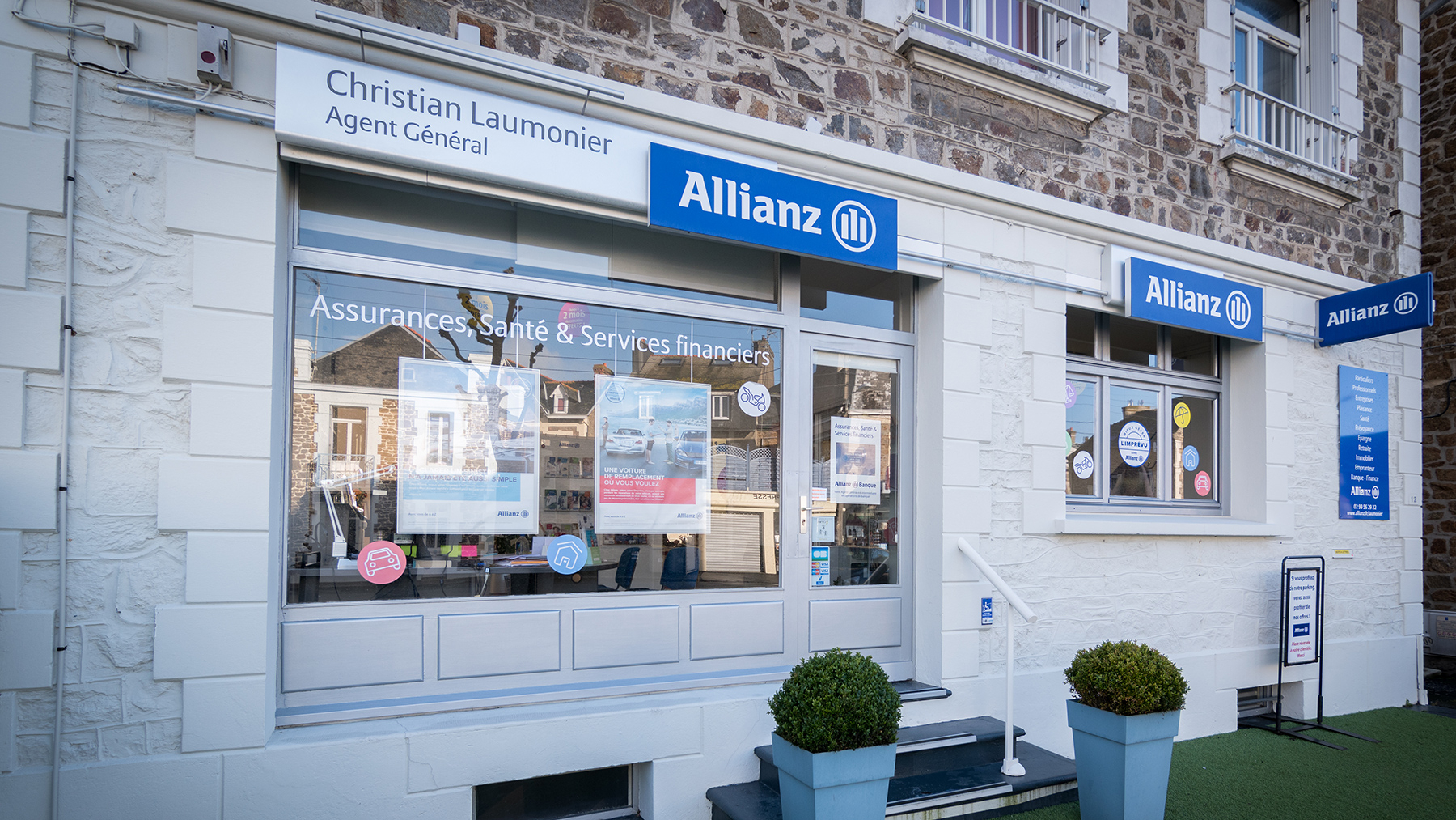 Allianz SAINT MALO - Christian LAUMONIER