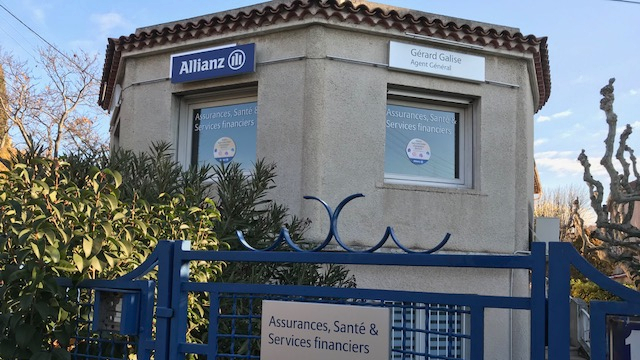 Allianz Aix rotondes - GALISE & GALISE & DALPHIN