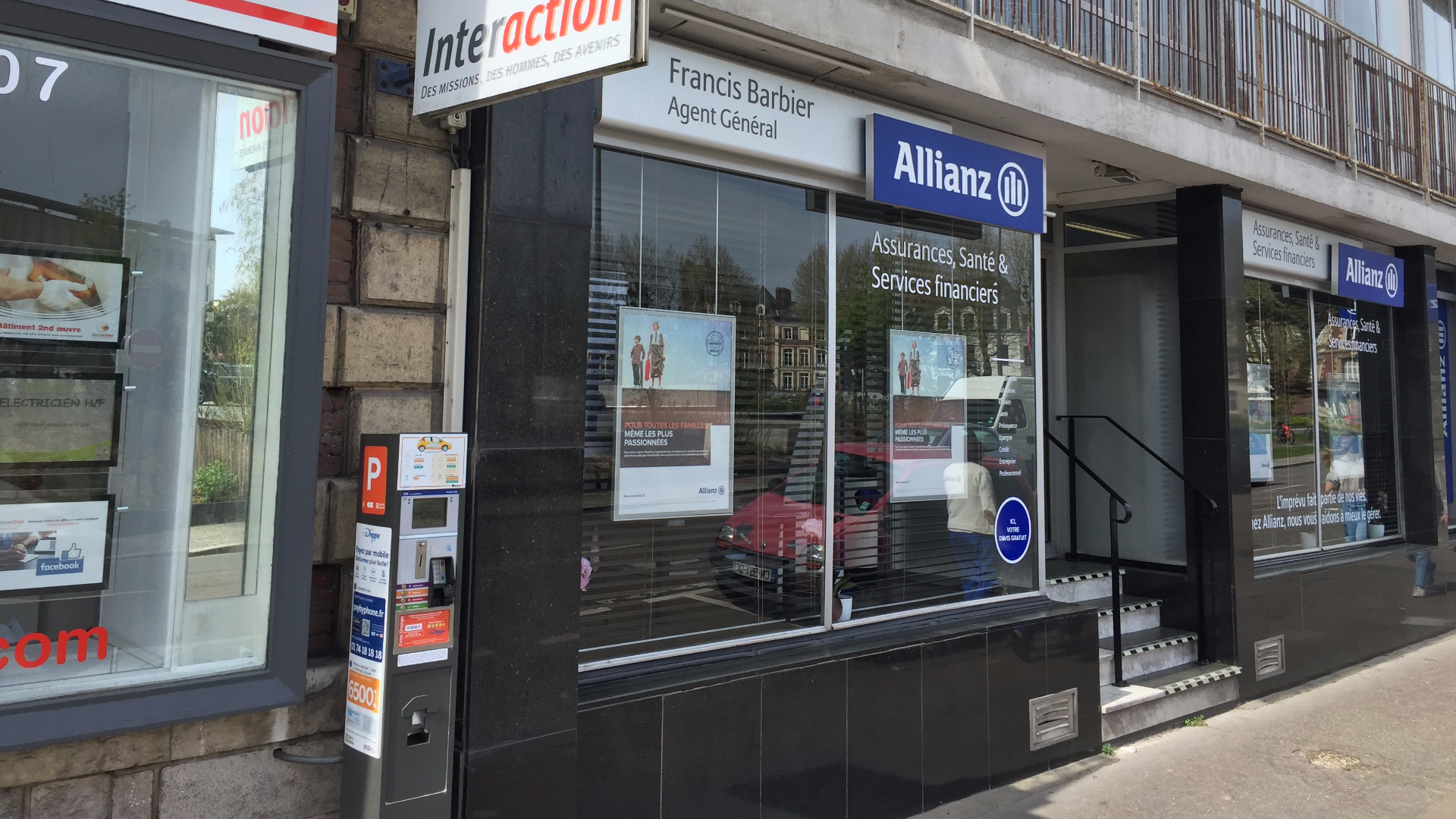Allianz DIEPPE - Francis BARBIER