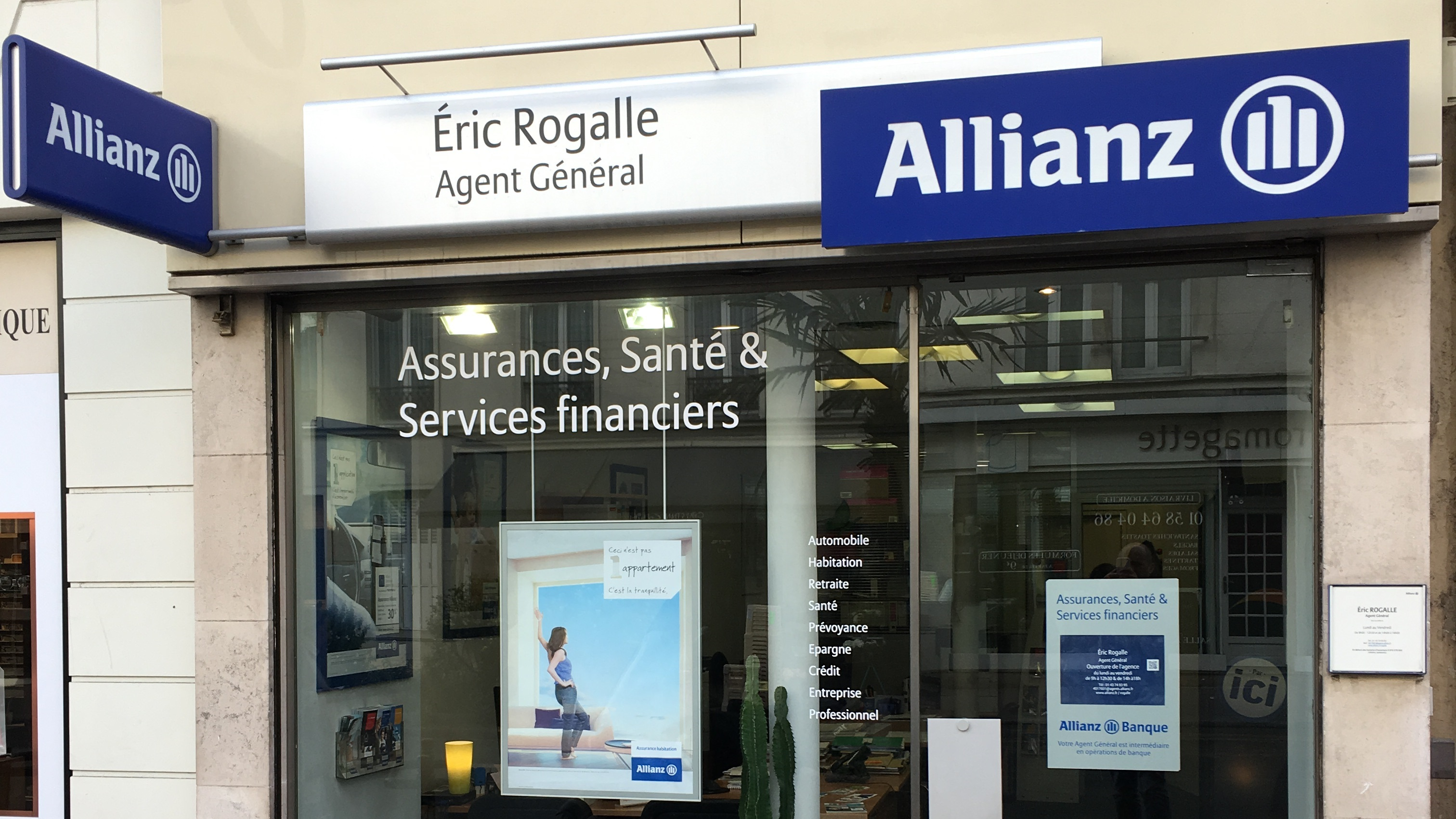 Allianz SAINT MANDE - Eric ROGALLE