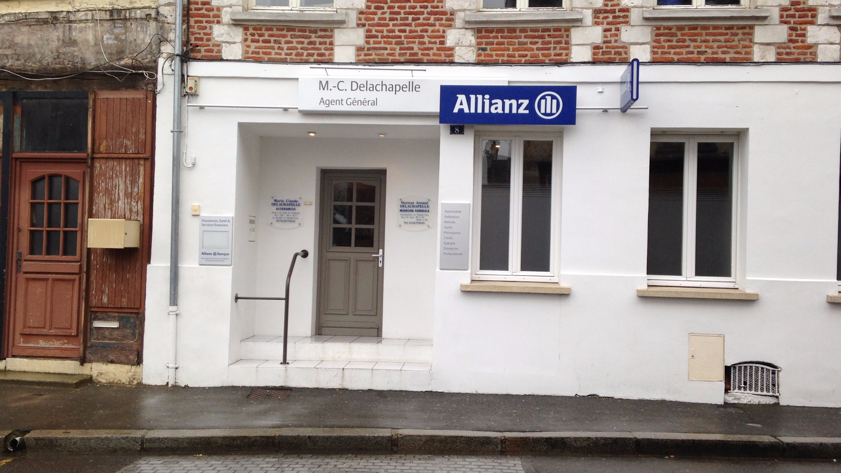 Allianz Doullens - Marie-claude DELACHAPELLE