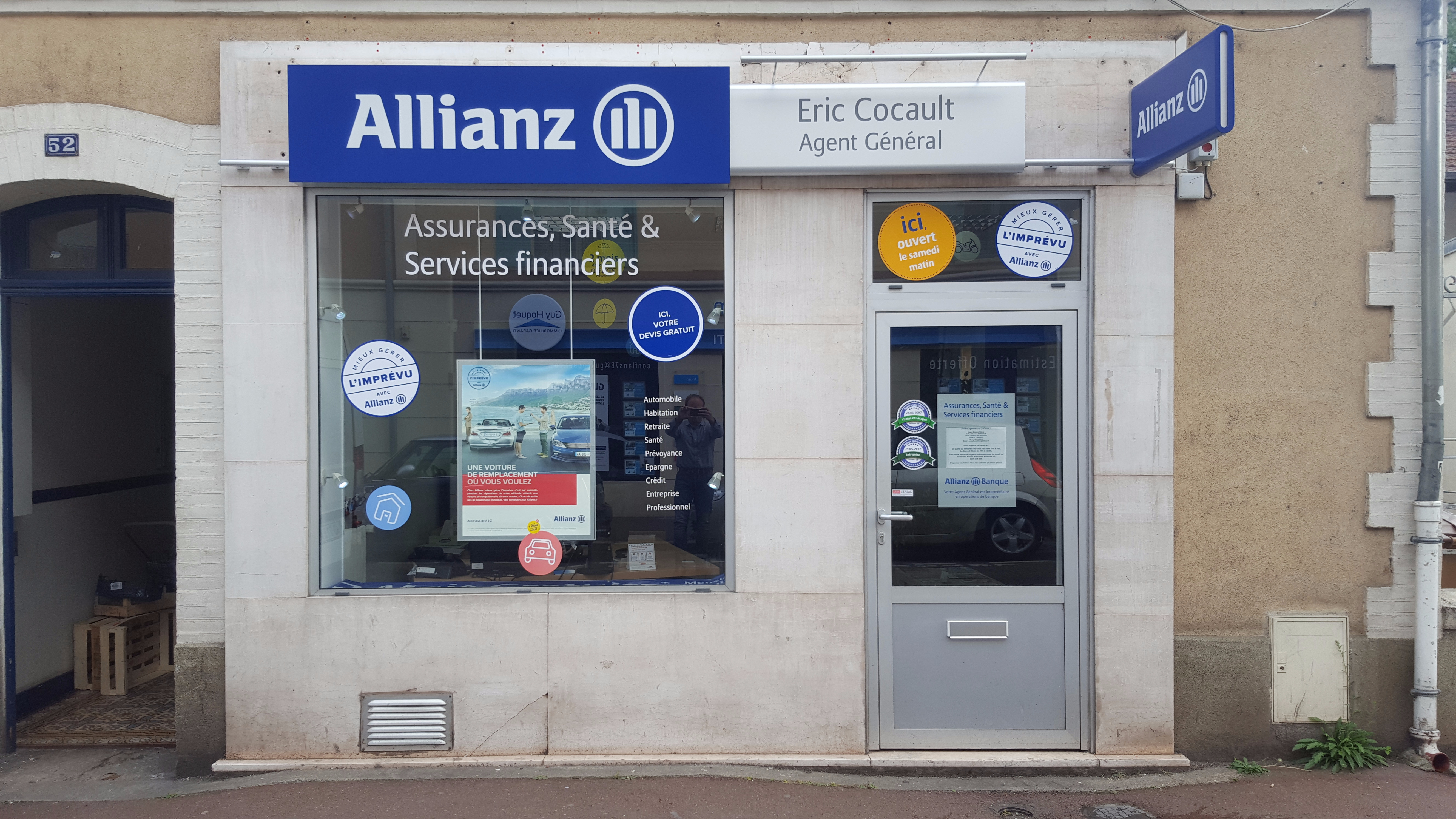 Allianz Conflans - Eric COCAULT