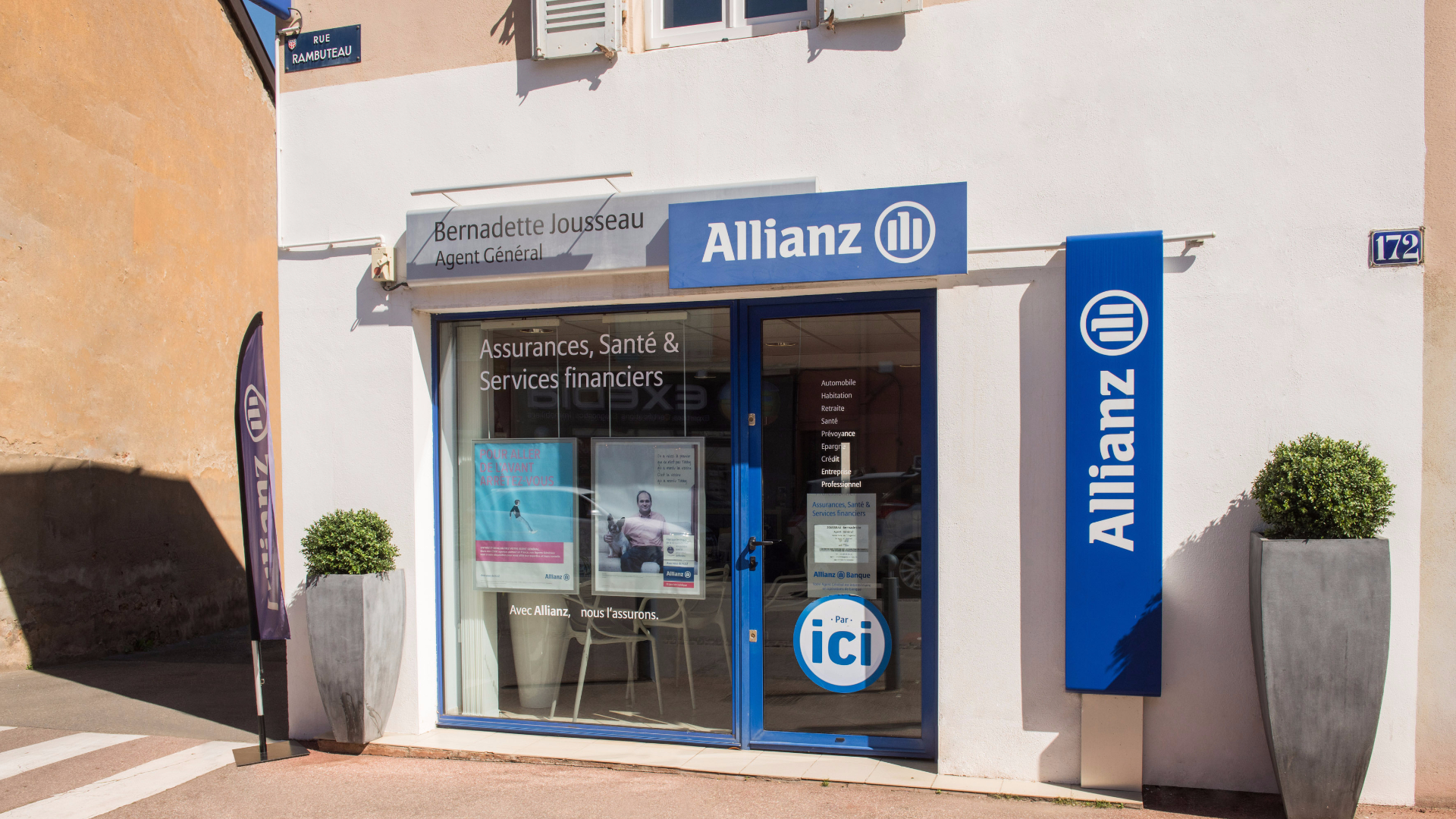Allianz Macon - Bernadette JOUSSEAU