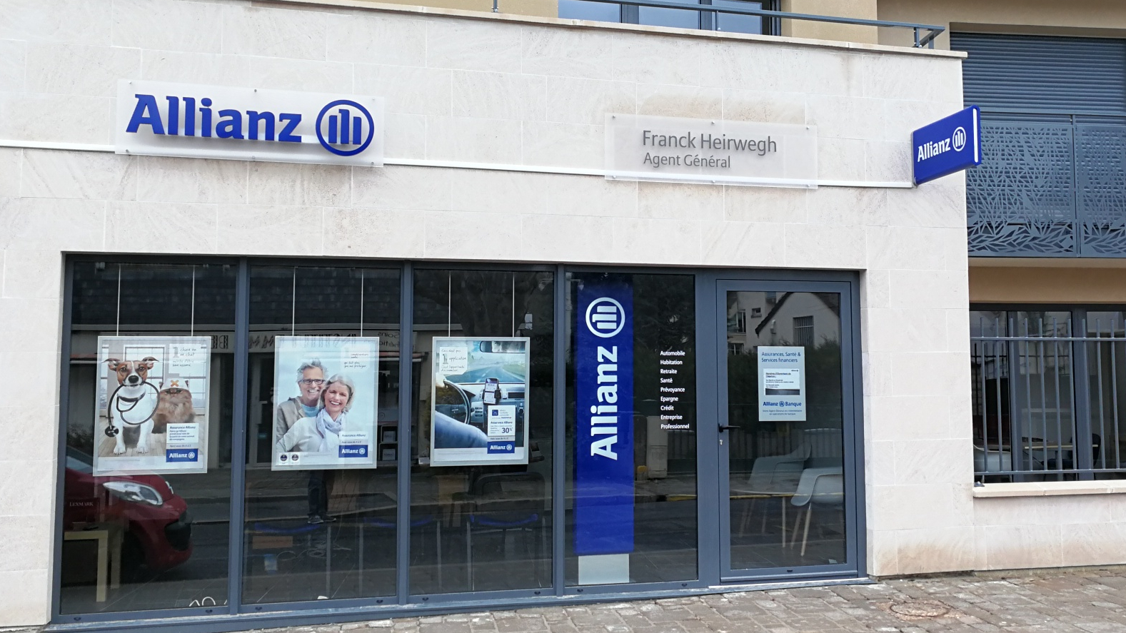 Allianz OSNY - Allianz AGENCES