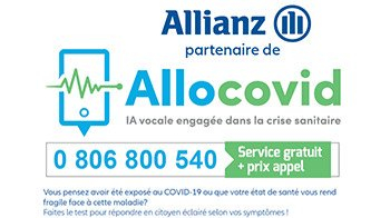 Allianz partenaire de Allocovid de l'agence  Allianz Hoerdt - GOUMY & MICHEL