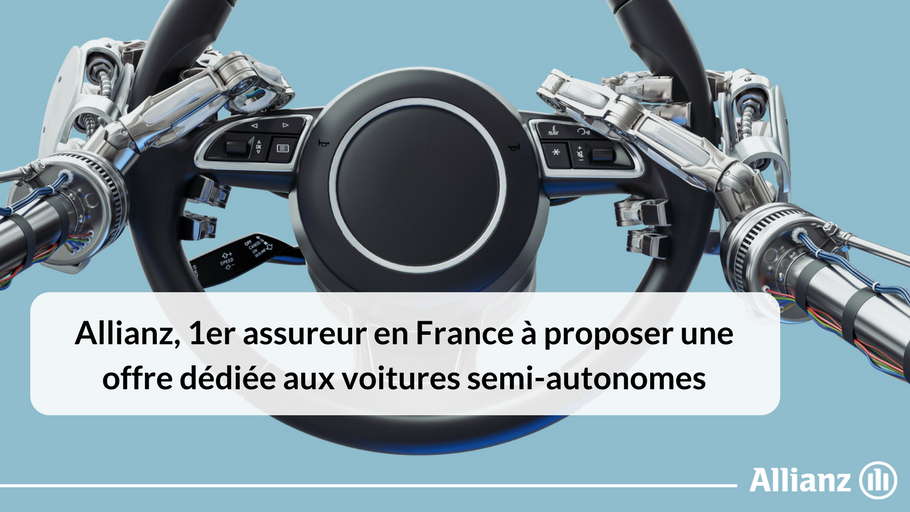 Options autonomes sur vos véhicules !  de l'agence  Allianz Grandris - Buil TUREAU CARRET ASSOCIE